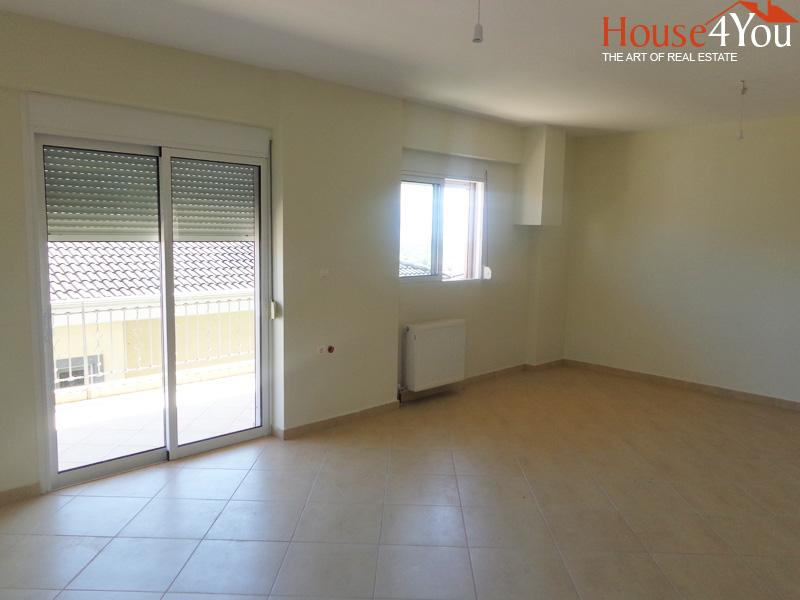 Πωλείται μονοκατοικία 115 τμ. κατασκεύης 2011 στο Νεοχωρόπουλο Ιωαννίνων με πανωραμική θέα.
