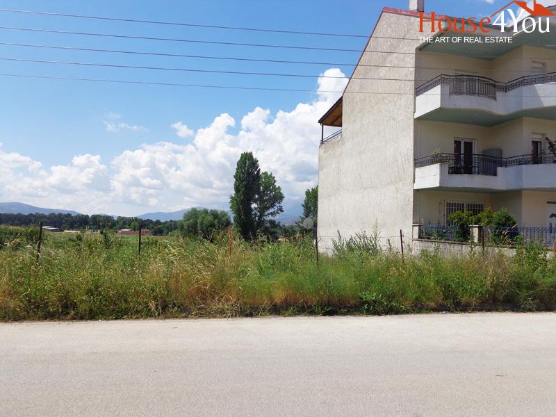 Πωλείται οικόπεδο 556τμ. με ΣΔ. 0.6 στην οδό Αναγνωστοπούλου στην περιοχή της Κιάφας στα Γιάννενα