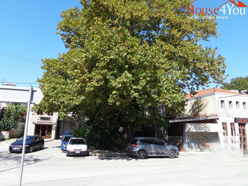Πωλείται γωνιακό οικόπεδο 442τμ. με ΣΔ. 1.0 στην Γαριβάλδη στο ιστορικό κέντρο των Ιωαννίνων