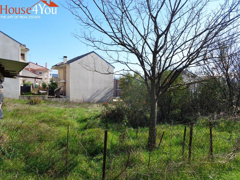 Πωλείται οικόπεδο 519τμ. με ΣΔ. 0.6 στην Βορείου Ηπείρου κοντά στο Πανειπηρωτικό στάδιο στην Ανατολή Ιωαννίνων