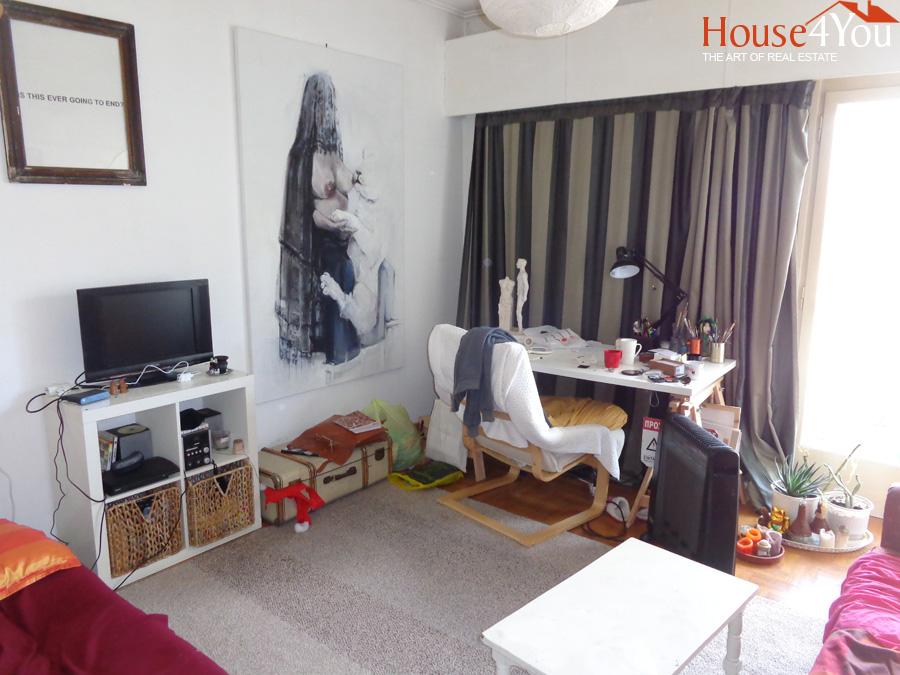 Πωλείται διαμέρισμα 80τμ. 1ου ορόφου στην οδό Ακαδημίας στο κέντρο των Ιωαννίνων