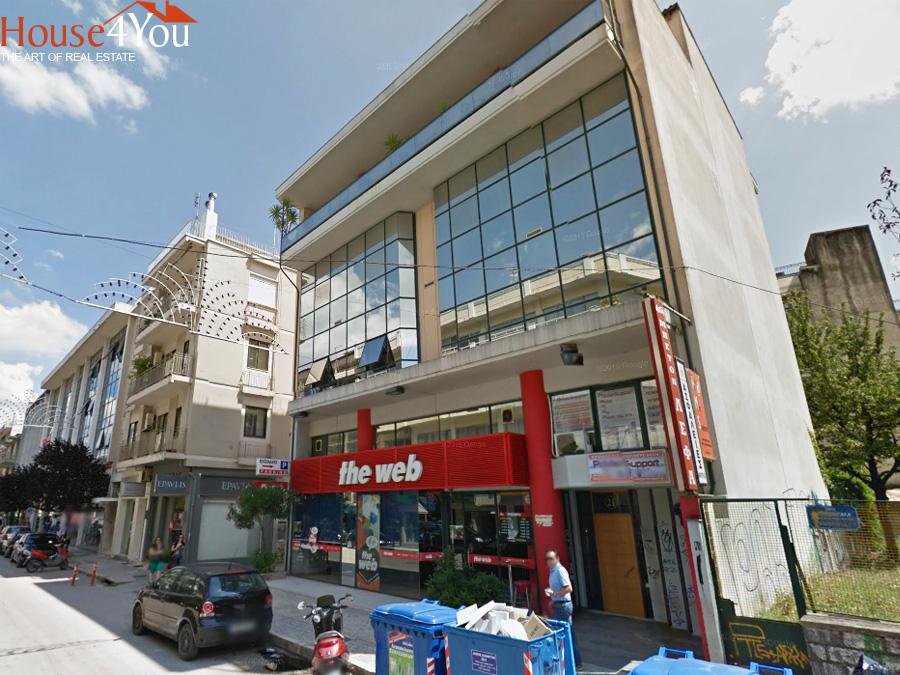 Ενοικιάζεται επαγγελματικός χώρος γραφεία 42τμ. στην Πυρσινέλλα 21 2ου ορόφου στο κέντρο των Ιωαννίνων