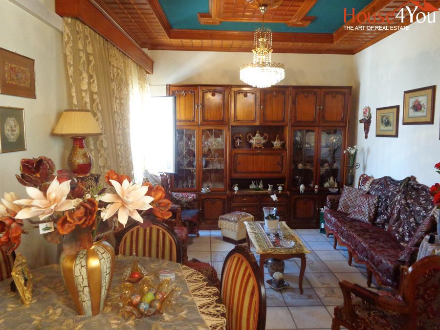 Πωλείται 3αρι διαμέρισμα 70τμ. 4ου ορόφου στο κέντρο των Ιωαννίνων πλησίον Στρατολογίας