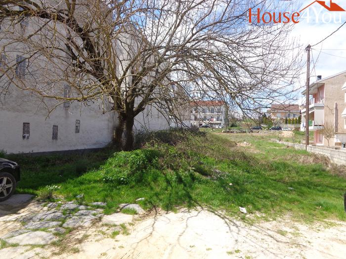 Πωλείται οικόπεδο 789τ.μ. με ΣΔ. 0.6 στην Ιουστινιανού στην Ανατολή στα Γιάννενα