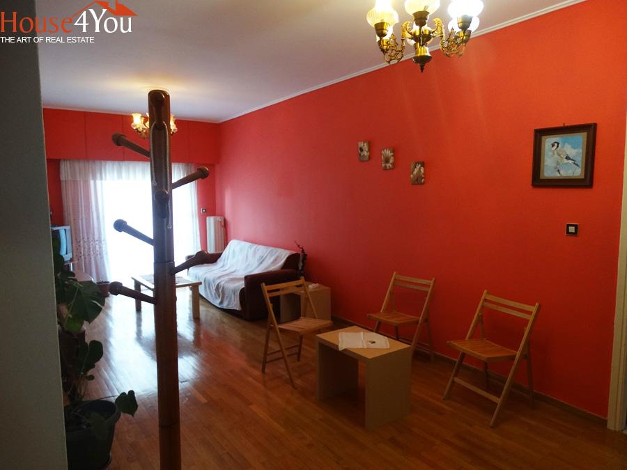 Ενοικιάζεται 3αρι διαμέρισμα, 84τ.μ. 2ου ορόφου στο κέντρο στα Ιωάννινα