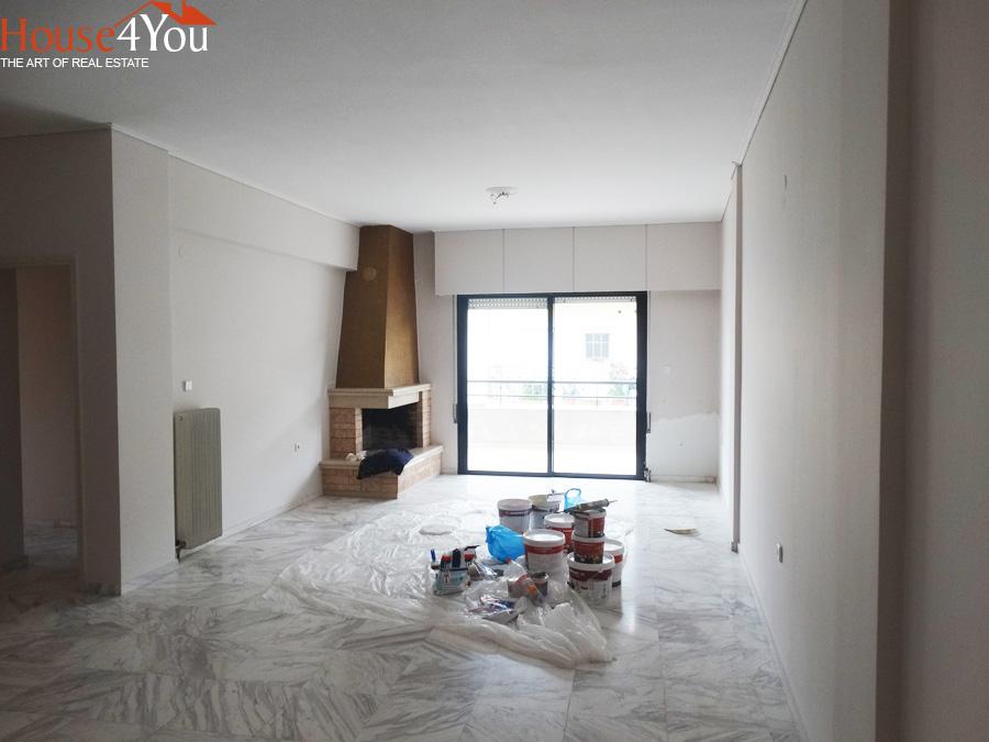 Ενοικιάζεται διαμέρισμα 2ου ορόφου 117τ.μ. στη Λιμνοπούλα στα Ιωάννινα