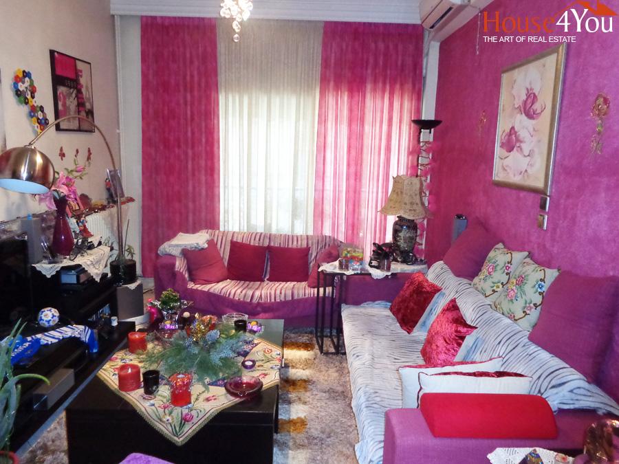 Πωλείται οροφοδιαμέρισμα 100τμ. 1ου υπερυψωμένου ορόφου στην Χρ.Περραιβού 3 περιοχή ΙΚΑ στα Ιωάννινα
