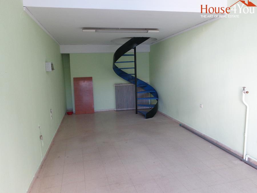 Πωλείται ισόγειος επαγγελματικός χώρος 44τμ. στην οδό Καποδιστρίου στα Γιάννενα