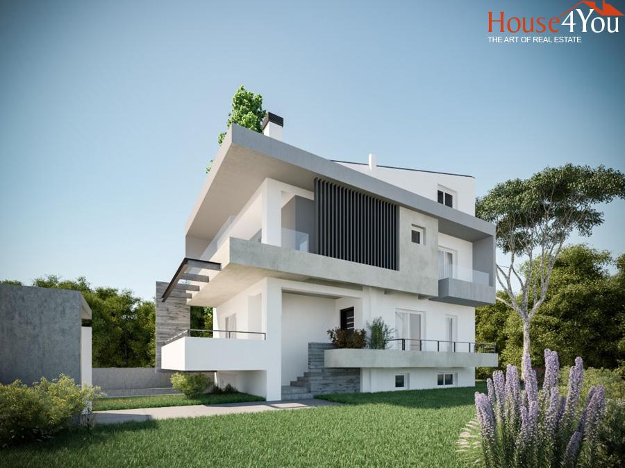 Πωλείται μονοκατοικία υπο ανέγερση 135τμ. σε οικόπεδο 236τμ. στην περιοχή της Κιάφας στα Γιάννενα